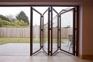 Bi folding Doors Heron Joinery