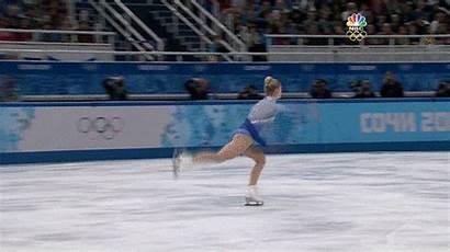 Olympics Gifs Winter Slips Falls Popsugar Grace