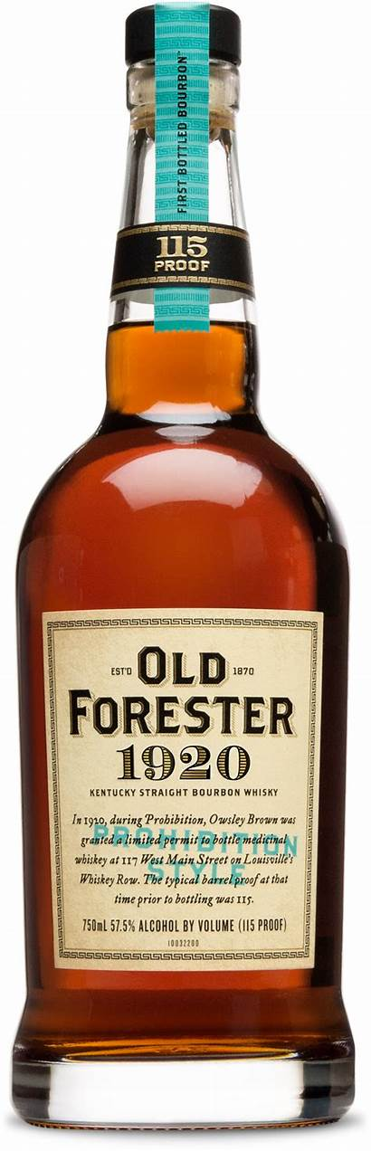 Forester 1910 1920 Bourbon Whiskey Whisky Prohibition