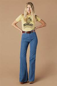 Vintage 70u0026#39;s Jean Genie Bells by Dittos | Cute Outfits | Pinterest | Clothes Vintage and 70s style