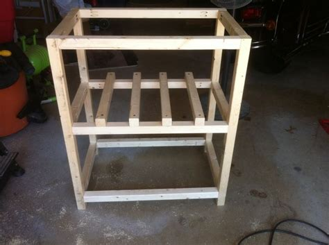 plans  wooden ice chest   ice chest