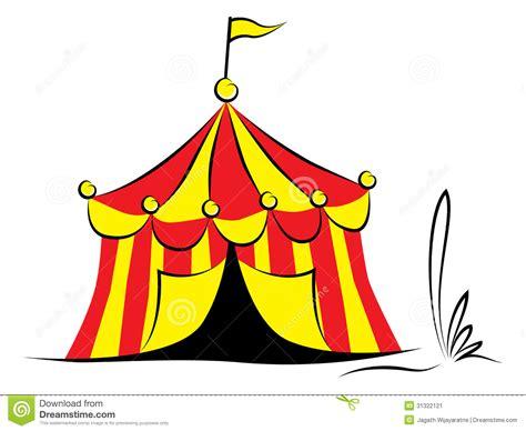 circus tent clipart black  white clipart panda