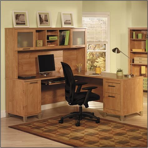 corner desk  hutch walmart  page home design