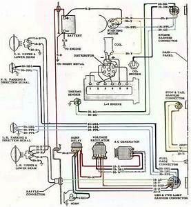 87 Chevy Wiring Diagram Schematic
