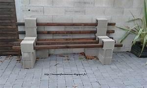 Fabriquer Un Banc D Interieur : fabriquer un banc de jardin en bois diy deco pas a pas ~ Melissatoandfro.com Idées de Décoration