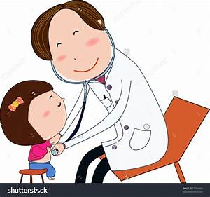 Doctor And Child Patient Clipart (54+)