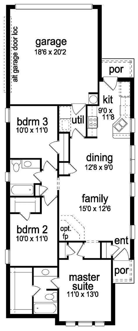 home plans narrow lot unique home plans for narrow lots 7 narrow lot house