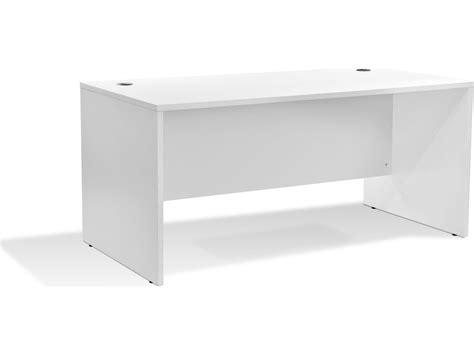 white executive office desk unique furniture 100 series white executive office desk