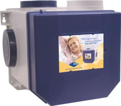 Afzuiging Huis nieuwe ventilatiebox nieuwe ventilatie box