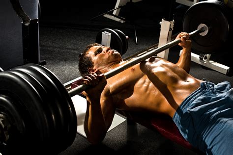 Heavy Bench Press by Top Five Bench Press Errors You Are And How You