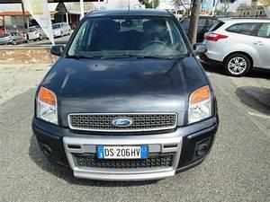 Ford Fusion 1 4 Tdci 5p  Titanium Usata 2008