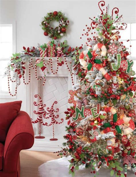 christmas tree themes christmas theme ideas four generations one roof