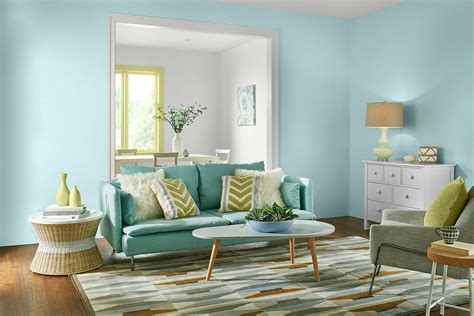 Living Room Color Ideas Behr by 2017 Color Trends And Inspiration For Interior Design