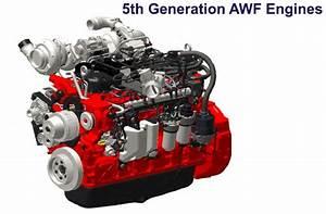 Agco 5th Generation Awf Engines  Types 33  44  49  66  74
