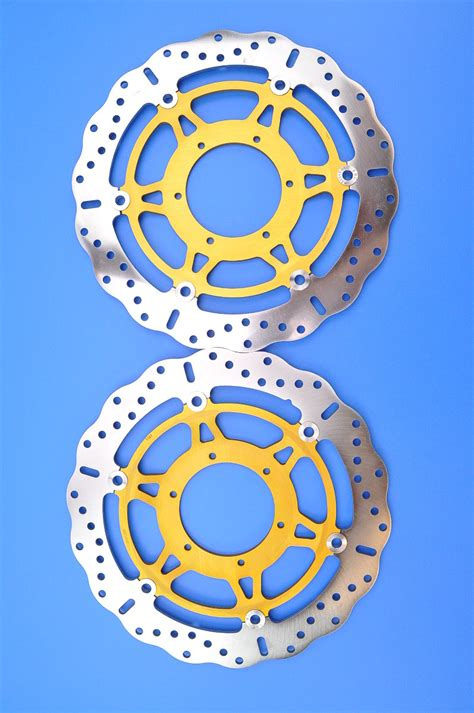Ebc Pro-lite Xc-series Countoured Front Brake Rotors (set
