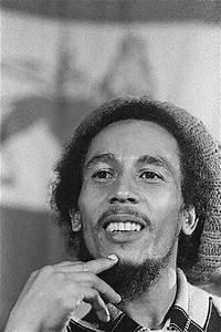 Bob Marley Monochrome Photos