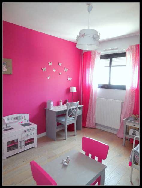 chambre blanc et fushia quel style de chambre choisir pour ma fille