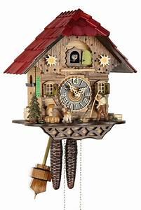 Original Schwarzwälder Kuckucksuhr : h nes schwarzwaldhaus 27cm 140 kuckucksuhr original schwarzw lder kuckuckuhr e ebay ~ Sanjose-hotels-ca.com Haus und Dekorationen