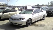 toyota camry   general information  recommended