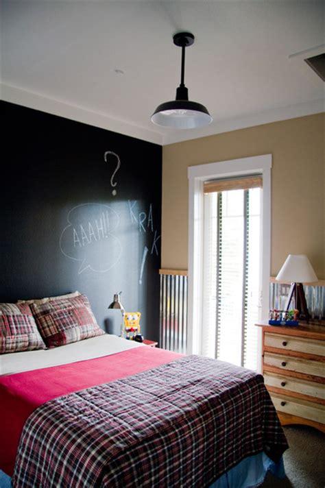 vision house orlando boys bedroom industrial