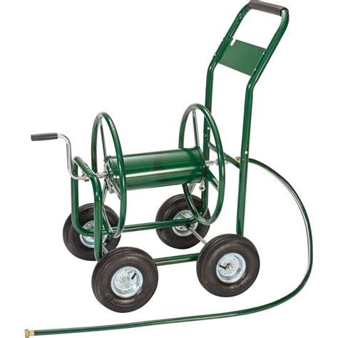 pompa irrigazione giardino carrello carrellino avvolgitubo hr1801 da giardino