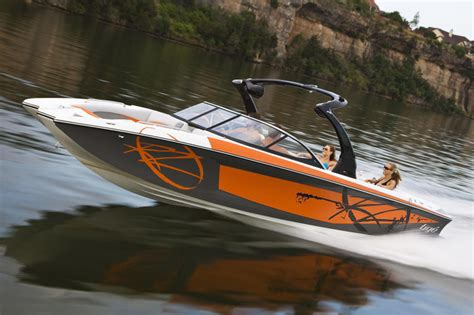 Wakeboard Boats by The Gallery For Gt Tige Wakeboard Boats