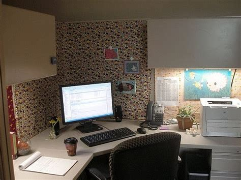 Ideas Your Office Cubicle by Haleigh S Office Cubicle Decorating Thrifty Ways To