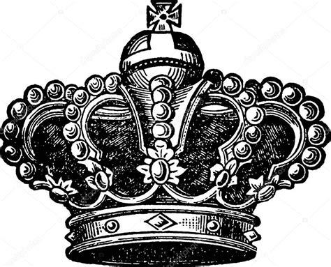 Vintage image crown — Stock Photo © unorobus.gmail.com ...