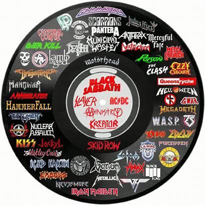 Rock Band Metal Challenge Quiz Punk Logos