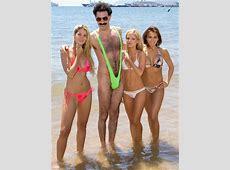 US Patent Examiner Cites Borat's Famous Swimsuit in