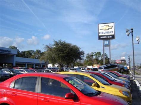 Nimnicht Chevrolet Car Dealership In Jacksonville, Fl