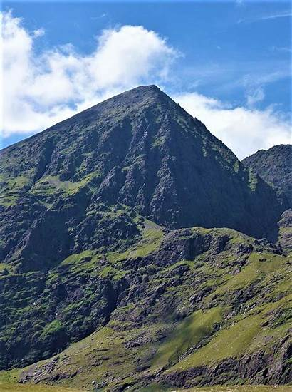 Carrauntoohil Wikipedia Face Ireland Mountain Highest