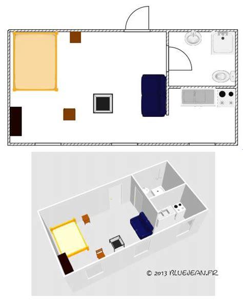 dessiner le plan optimum dun studio ou dun