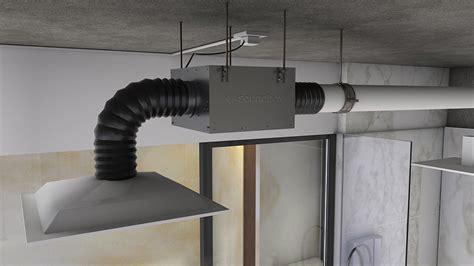 exhaust fan sound insulation soundbox
