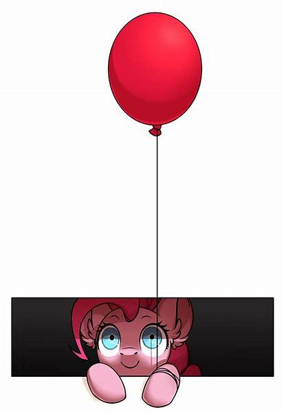 Pennywise Balloon Balloons Want Clipart Drawing Fan