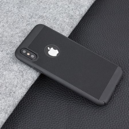 olixar meshtex iphone  case tactical black