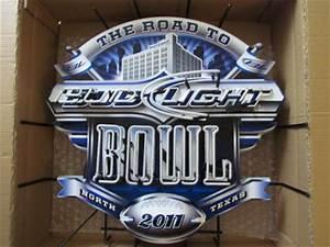 Bud Light Super Bowl Dallas Cowboys Stadium Neon Sign