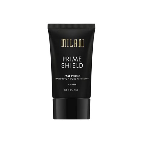milani prime shield mattifying pore minimizing face