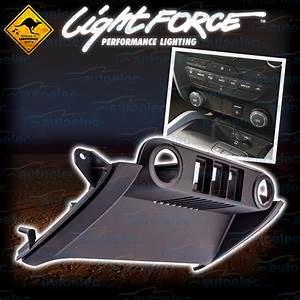 Lightforce Ford Ranger Px2 2015 Fascia Panel Kit Driving Light Bar Lamp Towpro