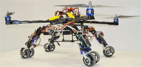 Modlab Upenn » Archive » Hybrid Exploration Robot For Air