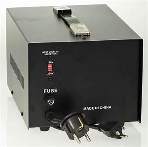 5000 Watt Two Way Voltage Converter Ac5000w