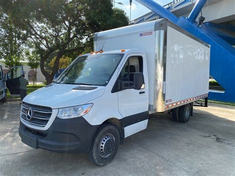 3500xd standard roof 170 specifications and pricing. 2019 Mercedes-Benz Sprinter 3500XD 170 High Roof 16 Foot Morgan Box Truck | eBay