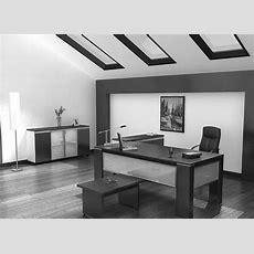 Unique Frommes Dark Brown Modern Desk Office Design Ideas
