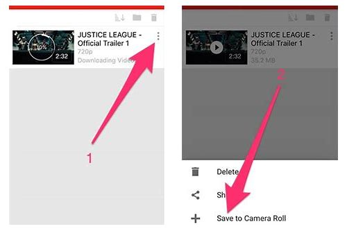 download and keep youtube videos on ipad