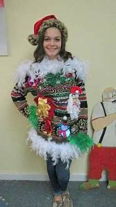 Ugly Christmas Sweaters on Pinterest