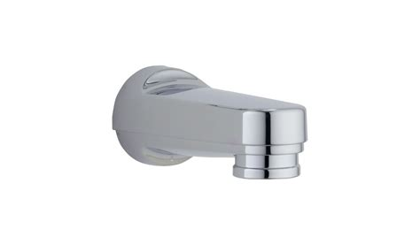 delta tub faucet leaking from spout faucet rp5836 in chrome by delta