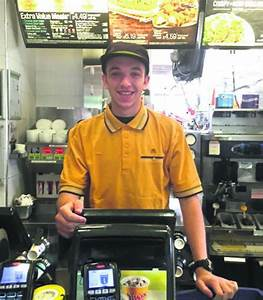 McDonald's employee praised for making autistic boy's day ...