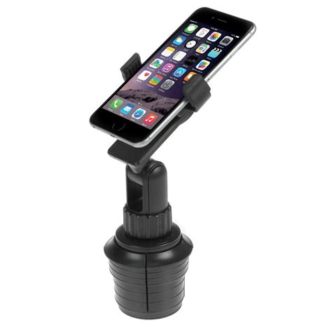 cup holder phone mount the ikross cupholder mount can fit your iphone or
