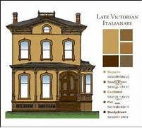Exterior Colour Schemes For Victorian Homes of 17 Best Images About Four Square Exterior Colors On Pinterest Clapboard Sid