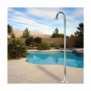 Douche Extérieure Pour Piscine : douche piscine inox luxe les mod les design pour votre ~ Edinachiropracticcenter.com Idées de Décoration